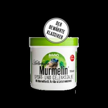 Murmelin pommade de soin musculaire & Articulations 100ml
