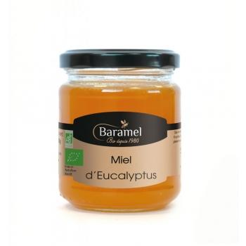Miel d'Eucalyptus biologique 250gr - Baramel