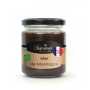 Miel de Montagne France 250gr - Baramel