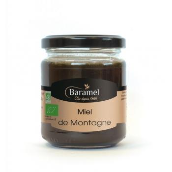 Miel de Montagne biologique 250gr - Baramel