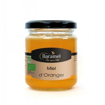 Miel d'Oranger biologique 500gr - Baramel