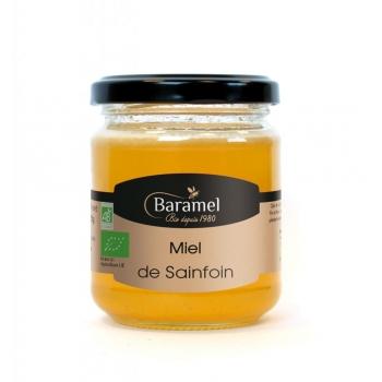 Miel de Sainfoin biologique 500gr - Baramel