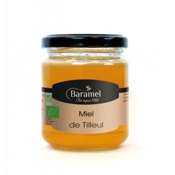 Miel de Tilleul biologique 250gr - Baramel
