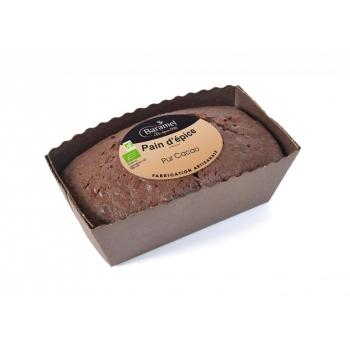 Pain d'épice pur Cacao biologique 440g - Baramel