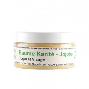 Baume corps & visage Karité Jojoba