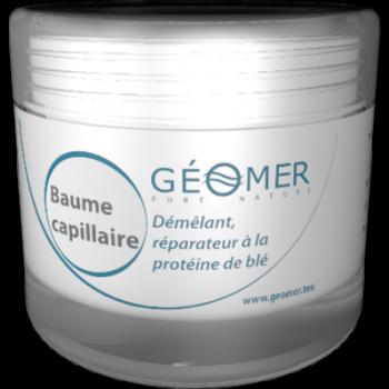 Baume capillaire - Pot 100 ml - Après-Shampoing Démêlant