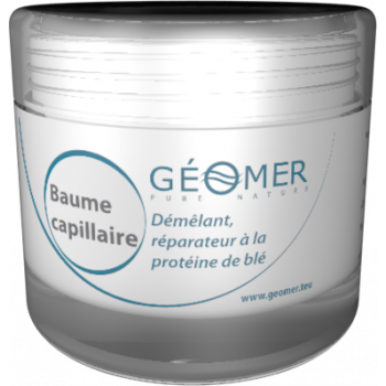 Baume capillaire - Pot 250 ml - Après-Shampoing Démêlant