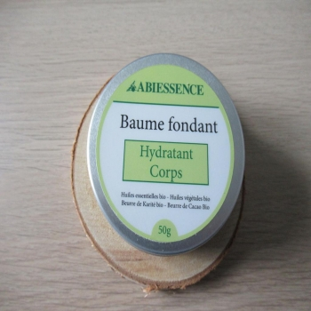 """Baume """"hydratant corps"""""""