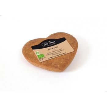 Financier à la Noix de Coco biologique - (Le Coco Breizh) 70g - Baramel