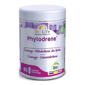 Phytodrene 60 gélules - Be-Life
