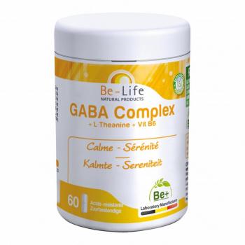 Gaba Complexe 60 gélules - Be-Life