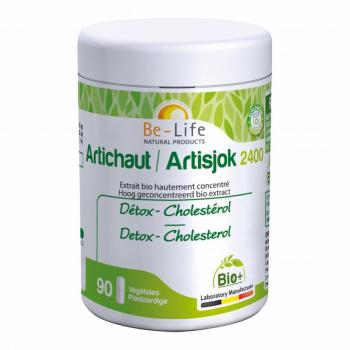 Artichaut 2400 90 gélules Bio - Be-Life