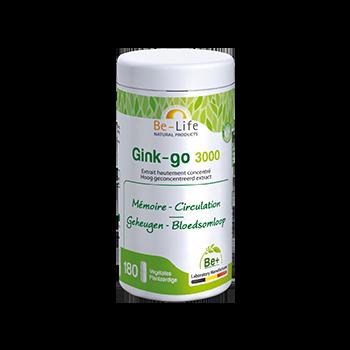 Gink-go 180 gélules - Belife