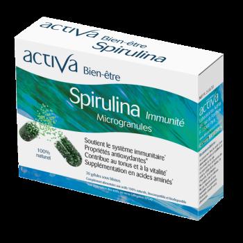 Bien être Spirulina