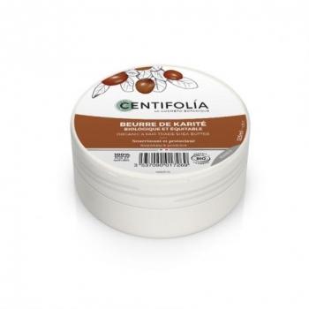 Beurre de karité non raffiné Bio et équitable  125ml