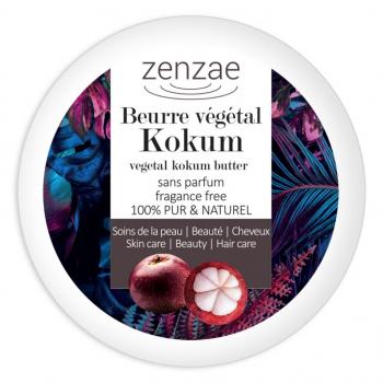Beurre végétal de kokum ZENZAE 100ml