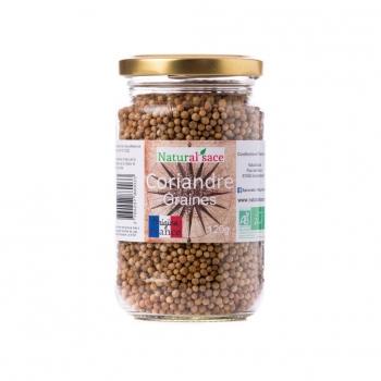 Coriandre bio origine France (graines) - 120g