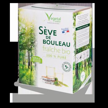 Sève de bouleau fraiche - 5L       RESERVATION récolte mars 2018 + frais de port offerts