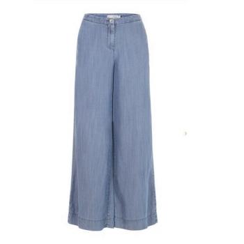 Pantalon en Tencel Bibi palazzo