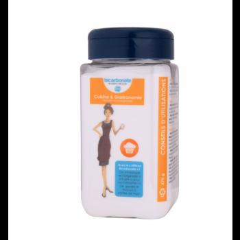 Flacon rechargeable Bicarbonate de Sodium (soude) Cuisine et Gastronomie   475 g -