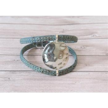 Bracelet en liège naturel Lilou