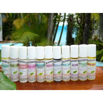 synergie d'huiles essentielles cervicales runessence 12ml