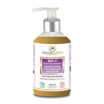 BIO 5 chute des cheveux : shampooing (x1)