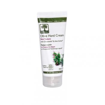Crème BIO hydratante et réparatrice pour les mains - Texture riche - 100ml