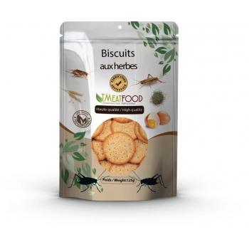 Crackers - Parmesan Thym & romarin