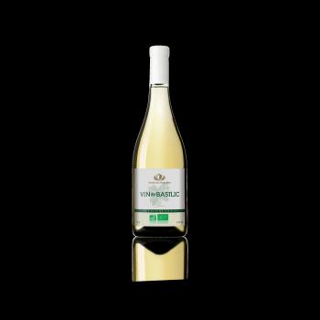 TITRE DE NOBLESSE® Vin au Basilic - Blanc