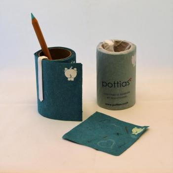POPO'stit en rouleau - turquoise