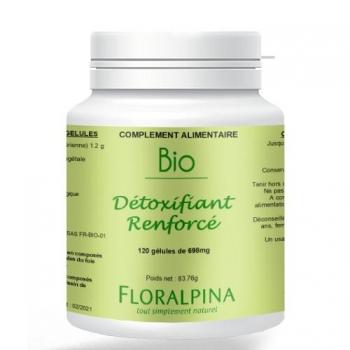 Détoxifiant renforcé bio 120 gélules