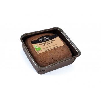 Gâteau moelleux au chanvre - Naturellement sans gluten 140g - Baramel