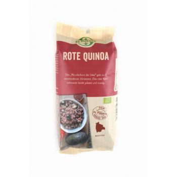 Quinoa rouge, bolivie