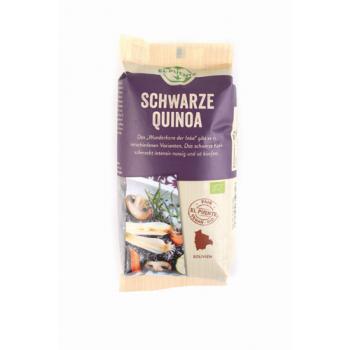 Quinoa noir, bolivie
