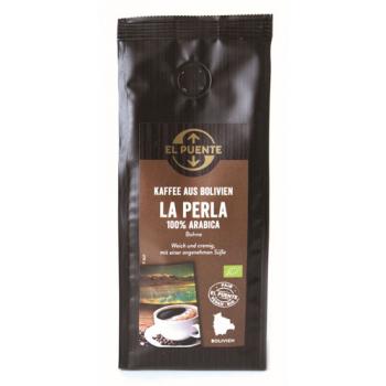 Café la perla 100% arabica, bolivie