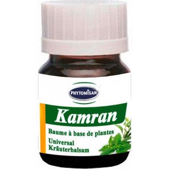 Baume détente : Kamran