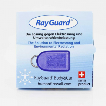 RayGuard anti-4G Corps et Voiture