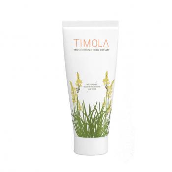 Crème hydratante TIMOLA® 250 ml, lotion hydratante pour le corps, pour peaux sèches et sensibles.