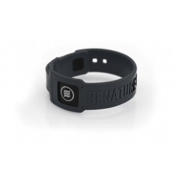 Bracelet anti onde électromagnétique - noir taille S / M