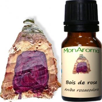 Huile essentielle bois de rose
