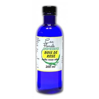 Hydrolat (ou eau florale ) bois de rose 200 ml