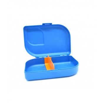 Lunchbox ou boîte à goûter - Bleu