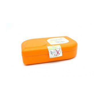 Lunchbox ou boîte à goûter - Orange