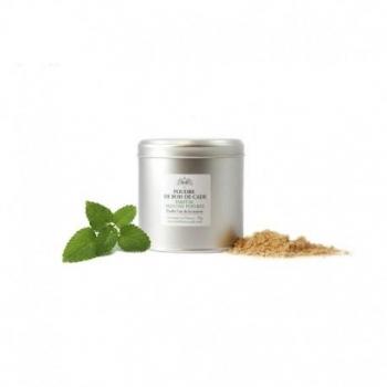 Poudre de Bois de Cade Naturelle - Parfum Menthe poivrée