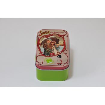 Boîte À Savon Voyageur - Motif Enfant