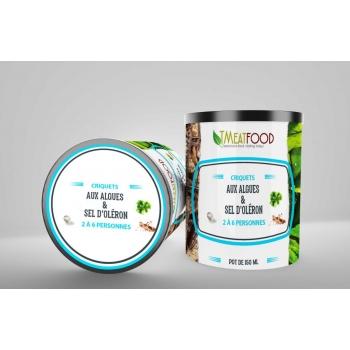 Criquets - Algues et sel d'Oléron