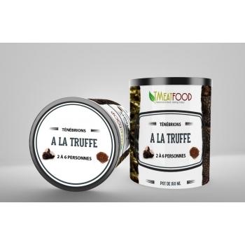 Ténébrions Français à la truffes noires