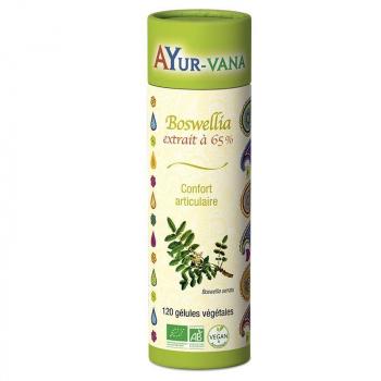 Boswellia 120 gélules Ayur-Vana BIO
