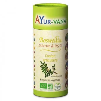 Boswellia 60 gélules Ayur-Vana BIO